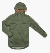 Bnwt La critique Slide Society The Wanderer 3 en 1 Veste Grand Manteau Parka technique
