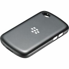 Genuine OEM BlackBerry Q10 Hard Shell Case Black Cover Authentic Original New