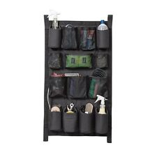 """Weaver Trailer Grooming Bag Organizer - 23"""" x 39"""" 14 Compartments, Black"""