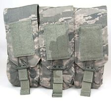 BAE Systems ECLiPSE 5.56 Six Magazine MOLLE Pouch - Air Force ABU camo