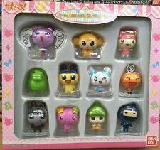 Bandai Tamagotchi TamaTown main cast action figure set x 11 pieces !!
