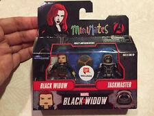 Dst Minimates Black Widow Taskmaster Walgreens Exclusive Set