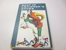 Best in Children's Books vintage hardcover Gulliver in Lilliput  1958