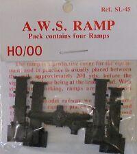 Peco 00/H0. SL-45 A.W.S. Ramps X 4. - OO Model Railways