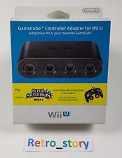 Nintendo Wii U - Gamecube Controller Adapter - NEUF / NEW