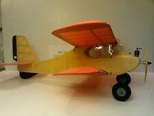 RC model aircraft Miss Tally Big Sister Bipe