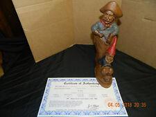 "Tom Clark "" Gabby & Hoppy "" Gnome"