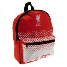 Liverpool FC Official Crest Junior Nylon Backpack School Bag Junior School