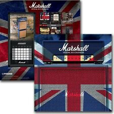 Marshall Amps - Official 2013 Calendar NEW * Guitar Amplifiers stacks images