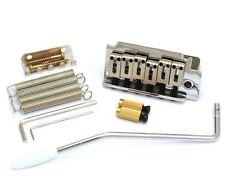 NEW Bridge FENDER SQUIER STRATOCASTER 0055076000 complet 2 pivots pour guitare