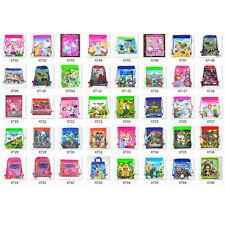 Children Handbags Portable Cartoon Design School Backpacks Variety Select