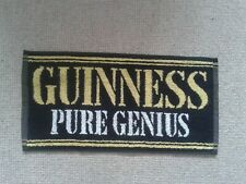 Imperfect Guinness Beer Bar Towel Pub Home Bar Man Cave Unused