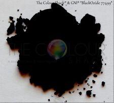 THE COLOUR SHACK® & GNI®  *BLACKS/SILVER*  MULTI COLOURS  MULTI USAGE MICA