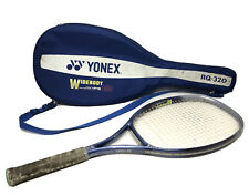 Yonex RQ-320 Graphite Tennis Racquet Mid Size Plus WideBody SL 4 1/2 w/Case