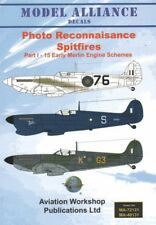 Model Alliance 1/48 photo reconnaissance Merlin moteur Supermarine Spitfire part