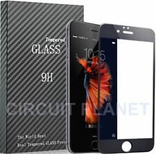 Black Mobile Phone Screen Protectors for iPhone 7 Plus