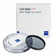 CARL ZEISS T * 72MM FILTRO POLARIZZATORE CIRCOLARE - ORIGINALE ZEISS JAPAN!