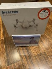 Yuneec breeze 4k Camera Quadcopter Drone AND FPV BUNDLE