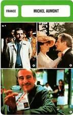 FICHE CINEMA :  MICHEL AUMONT -  France (Biographie/Filmographie)