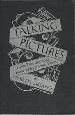 1937 BOOK-TALKING PICTURES, HOW THEY ARE MADE, BY BARRETT C. KIESLING