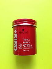 Schwarzkopf OSIS + THRILL texture Fibre gum 3 STRONG CONTROL 100ml