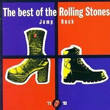 Jump Back: The Best of the Rolling Stones CD