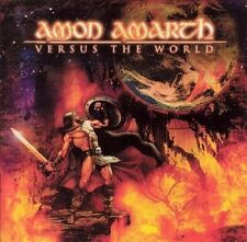 Versus the World by Amon Amarth (CD, Nov-2002, 2 Discs, Metal Blade)