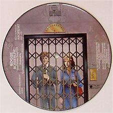 """Rogue """"borderline"""" REGNO UNITO PICTURE DISC 7"""" singolo"""
