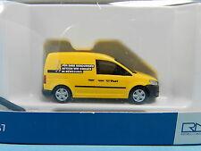 RIETZE 31807 VW CADDY POST ÖSTERREICH 1:87