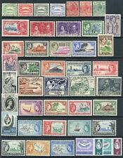 SOLOMON ISLANDS COLLECTION, MOSTLY MINT, NH + SOUVENIR SHEETS