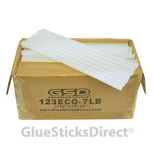 "Economy® Hot Melt Glue Sticks 7/16"" X 10"" 7 lbs bulk"