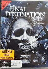 The Final Destination In 3D And 2D (DVD, 2009) Region 4