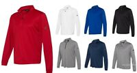 NEW ADIDAS GOLF - Lightweight Quarter Zip Mens S-4XL, 1/4 Zip, a401, UPF 50+