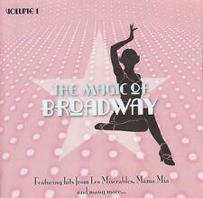 THE MAGIC OF BROADWAY Volume 1 CD