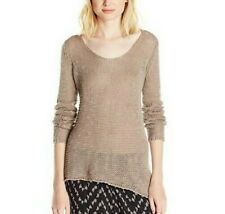 O'Neill Junior's Pullover V-Neck Sweater Size S 100% Cotton NWT $54