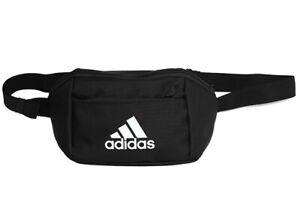 adidas EC Waist Pack Fanny Bag Sack Belt Cross Body Casual Bag Black ED6876