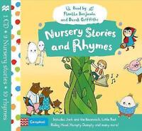 Nursery Stories and Rhymes Audio by Books, Campbell, NEW Book, FREE & FAST Deliv