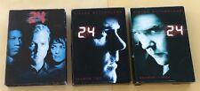 24 Season One Two Three Four Six DVD Sets USED & NEW