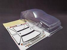 1/10 RC coche 190mm Transparente Body Shell Toyota Levin GT-Apex AE86