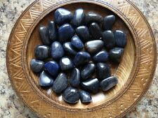 AVENTURINE, BLUE 1/4 Lb Gemstone Specimens Tumbled Wiccan Metaphysical