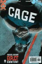 Cage #4, Azzarello & Corben, NM 9.4,1st Print,2002 Unltd Flat Rate Ship-Use Cart