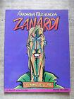 Andrea Pazienza - Zanardi La prima delle tre Editori Del Grifo 1988