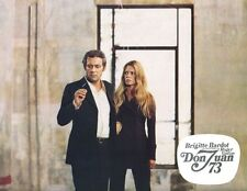 Don Juan 73 ORIGINAL Aushangfoto Brigitte Bardot / Jane Birkin / Carrière EROTIK