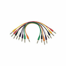 Hot Wires Pc1817trs Balanced Patch Cables - Straight