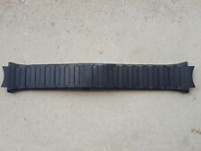 Porsche Design Black Titanium bracelet bracciale for Dashbord ref 6620