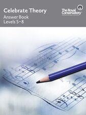 CELEBRATE THEORY ANSWER BOOK: LEVELS 5-8