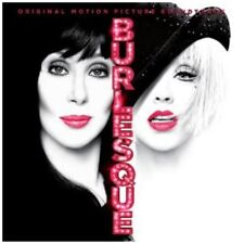 CHRISTINA AGUILERA AND CHER BURLESQUE OST CD SOUNDTRACK 2010 NEW