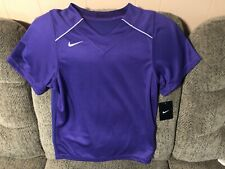 Nike Mens Xs Lacrosse Top. New With Tags. Royal Purple