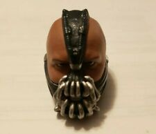 "1/6 Batman The Dark Knight Rises bane Head Sculpt For 12"" Hot toys Figure Body"