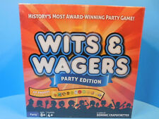 Wits & Wagers Party Edition Game NEW! 4+ Players Party Game